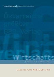 Verlagsfolder 4c 05 für pdf - Wirtschaftsverlag.at