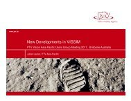 New Developments in VISSIM - Trafikanalysforum.se