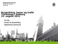 Per Als, Københavns Kommune - Trafikdage.dk