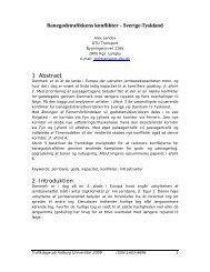 Banegodstrafikkens konflikter - DTU Orbit