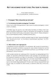 Hent paperet som PDF-fil - Trafikdage.dk