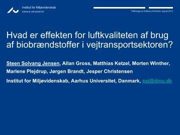 Præsentation - Trafikdage.dk