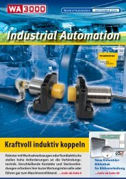 WA3000 Industrial Automation September 2014
