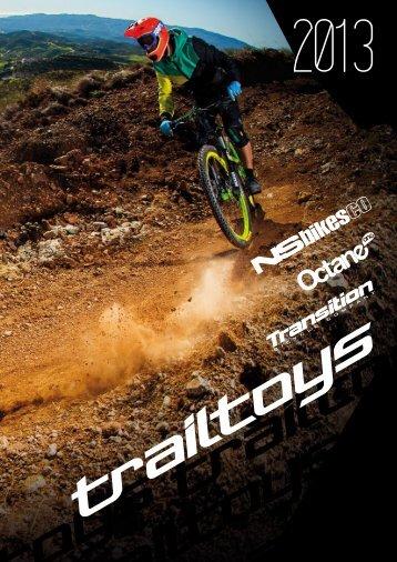 trailtoys Katalog 2013