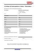 Weitere Informationen - CWSM Gmbh - Page 7