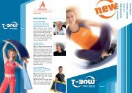 W O R KOUT PROG RAM 1 2 3 4 5 - TRAINING AND THERAPY