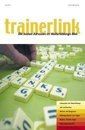 kostenlos laden - Trainerlink