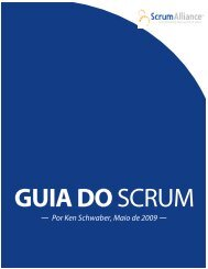 GUIA DO SCRUM - Trainning