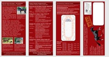 Flyer (pdf) - Trakehner Verband