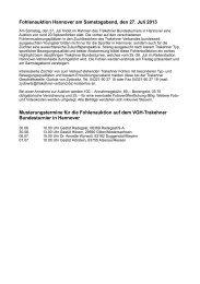 Fohlenauktion Hannover am Samstagabend, den 27. Juli 2013 ...