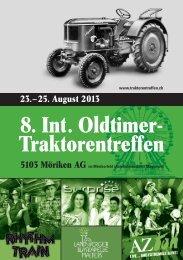 zum Programm - Traktoren Treffen