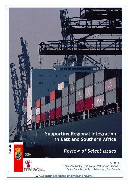 RI Review Issues Book Final20100507 pdf - tralac – trade