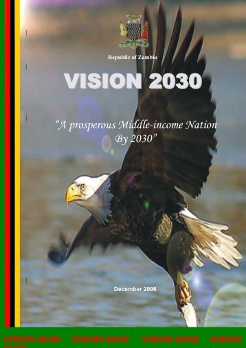 Republic of Zambia VISION 2030 - MCTI