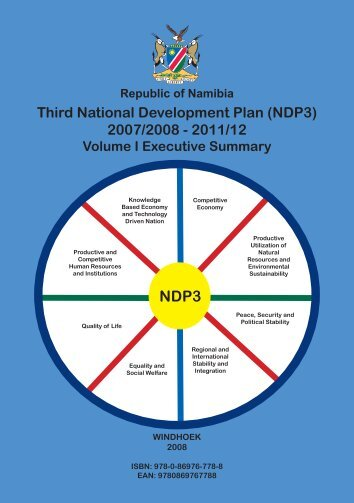 NDP3 Executive Summary - National Planning Commission Namibia