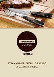 STEAK KNIVES | CUCHILLOS ASADO - Tramontina