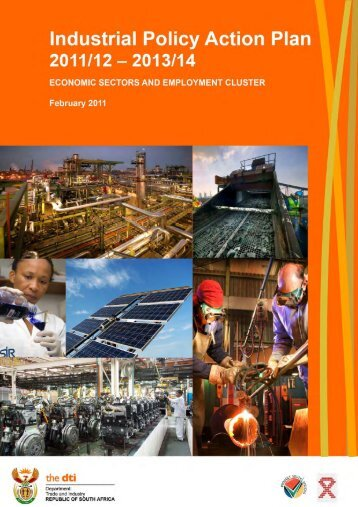 Industrial Policy Action Plan - Department of Environmental Affairs