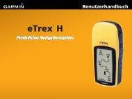 eTrex® H - Garmin