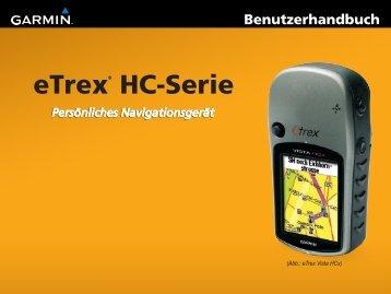 eTrex® HC-Serie - Garmin
