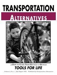 City - Transportation Alternatives