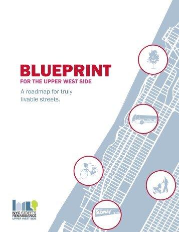 Upper West Side Blueprint - Transportation Alternatives