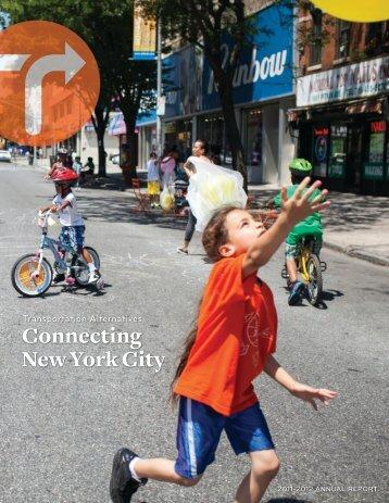 2011-2012 Annual Report - Transportation Alternatives