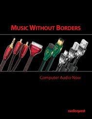 Computer Audio Now - Audioquest