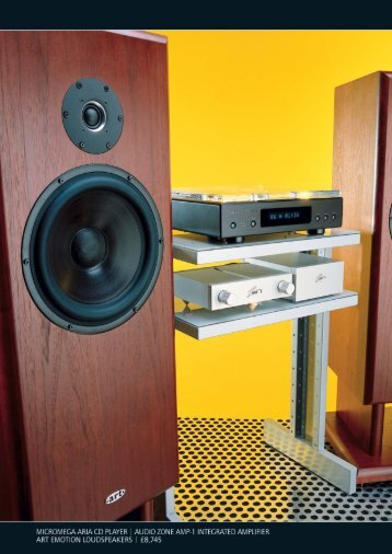 Hifi Choice - Audio Sector