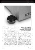 Musik lieben Musik leben Musik hören Audio Physic: Scorpio II - Page 6