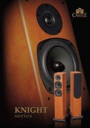 castle knight brochure - Bel canto