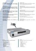 Digitale CCD Farb-Videokamera MED CAM C100 - Efe - Page 2