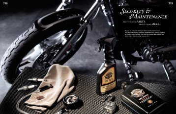 Security & Maintenance - Harley-News