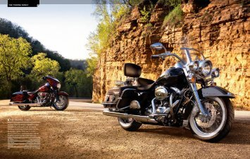 THE TOURING FAMILY - Harley-News