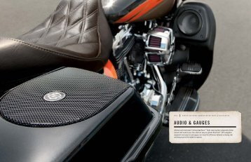 AUDlO & GAUGES - Harley-News