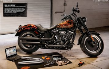 SCREAMIN' EAGLE® - Harley-Davidson