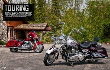 Touring - Richardson's Harley Davidson