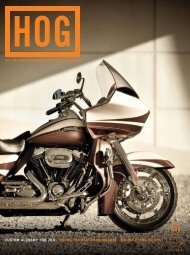 0 0 8 custom alchemy for 2011 riding the beat in ... - Harley-News