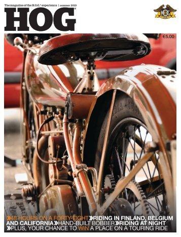 HOG - Harley-News