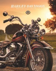Your Ride - Harley-Davidson