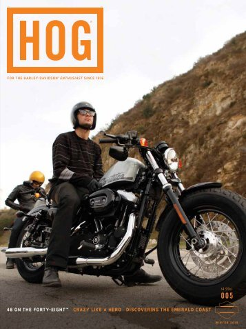 0 0 5 48 on the forty-eight™ crazy like a hero ... - Harley-News