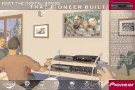 THAT PIONEER BUILT. - JAMdesigns