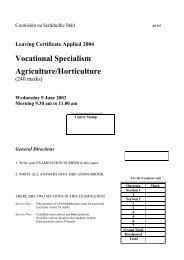 LCA Ag Hort Marking Scheme 2004.pdf - Leaving Certificate Applied