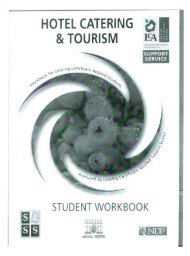 Hotel Catering & Tourism Student Workbook Module 1.pdf - PDST