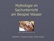 Mythologie im Sachunterricht am Beispiel Wasser - Baeuml ...