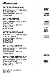 HTZ787DVD-AP