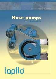 hose pumps brochure 2006-1.indd