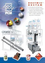 DOSYMIX® dynamic mixer