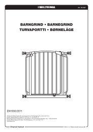85-697 manual 120702.indd - Biltema