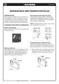 SäkerhetSbox med fingeravtryckSlåS Safe med ... - Biltema - Page 2
