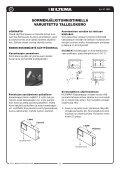 SäkerhetSbox med fingeravtryckSlåS Safe med ... - Biltema - Page 6