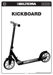 KicKboard - Biltema
